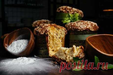Панеттоне и еще 4 рецепта самых вкусных пасхальных куличей от известных шеф-поваров | Passion.ru