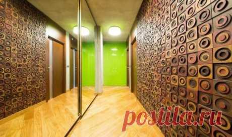 Топ 40 шикарных идеи дизайна коридора + советы специалистов! – В Курсе Жизни