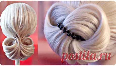 Стоит повторить! 9 элегантных и быстрых причёсок на резинке     Видеоинструкция как своими руками сделать элегантные прически с помощью резинок для волос. Девять коротких мастер-классов подробно показывающих, как можно красиво уложить волосы самостоятельно. Ма…