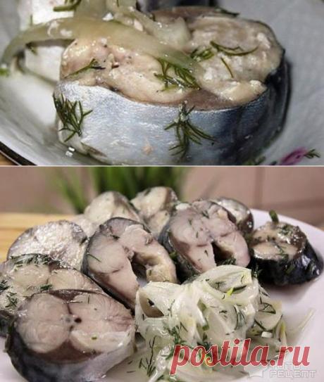 Сагудай из скумбрии — нежно-пряная рыбная закуска, которая просто тает во рту!