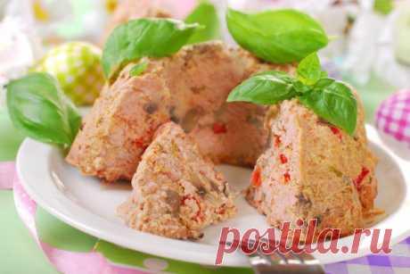Мясной рулет с грибами и перцем - Рецепты. Кулинарные рецепты блюд с фото - рецепты салатов, первые и вторые блюда, рецепты выпечки, десерты и закуски - IVONA - bigmir)net - IVONA - bigmir)net