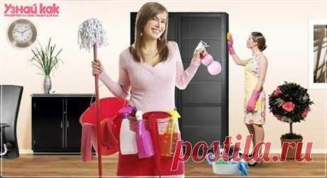 (+1) тема - 5 простых советов по уборке | Полезные советы