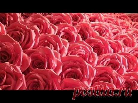 Роза Изолон d 50см