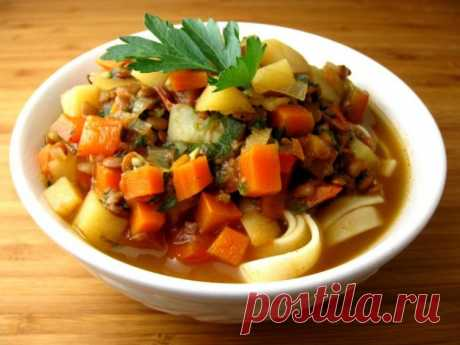 Lamian in house conditions from pork \/ Simple recipes