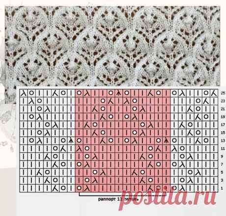 Вяжем ажурные вещи. Подборка красивых и интересных узоров | Магия Вязания / Knitting Magic | Яндекс Дзен
