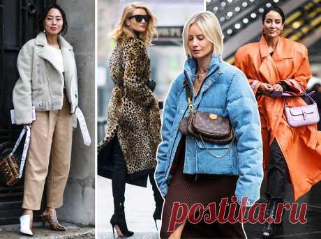 Полный гид по самой модной верхней одежде на осень и зиму 2021/22 Собрали стильные и актуальные куртки, пальто и пуховики, без которых невозможно представить гардероб для холодного сезона.