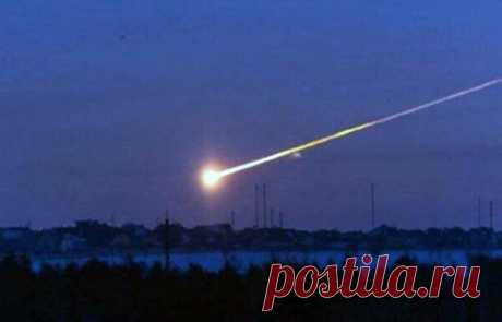 Над территорией Хакасии взорвался метеорит — Общество. Новости, Новости России — EADaily