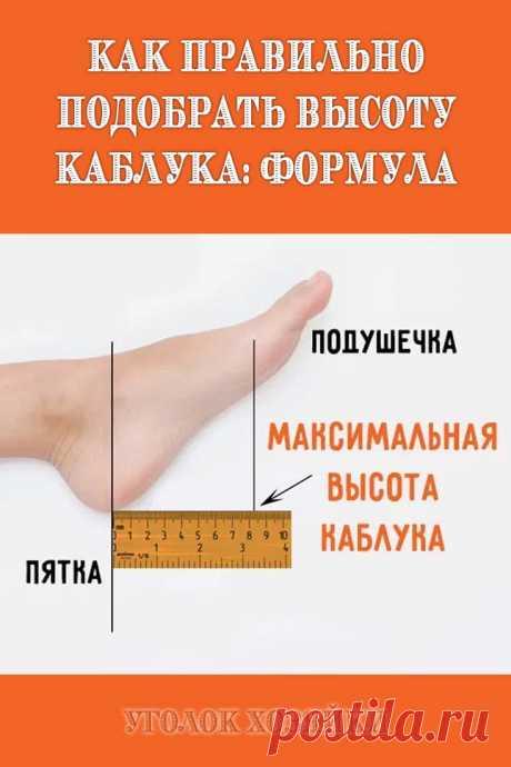 Идеально подобранные туфли обеспечат ощущение удобства, и истинного наслаждения. Вы готовы узнать секреты правильного подбора туфель?