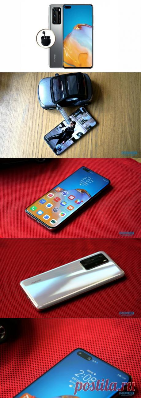 Huawei P40 поднял мобильную фотографию на новый уровень | Super-Blog