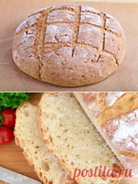 Rural bread — I cook constantly!