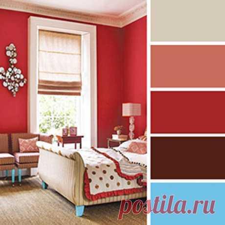 Как красный цвет формирует ваш интерьер? С чем его сочетать, чтобы дизайн получился не агрессивным, а мягким узнайте  на сайте Стоун Флор Новосибирск