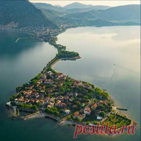 Озеро Эгридир, Турция