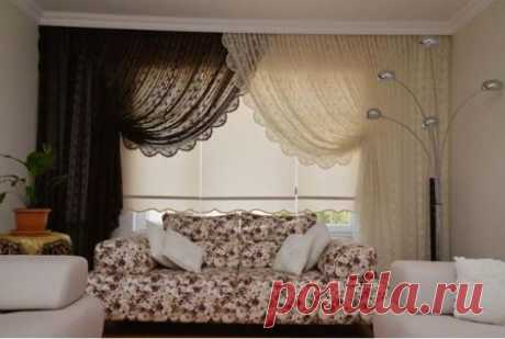 Тюль в гостиную: как выбрать по ткани, дизайну, стилю интерьера Выбираем тюль для современных гостиных, как подобрать модную тюль по ткани изготовления, по дизайну и типу, по стилю интерьера гостиной, составление комплекта из тюли и штор.