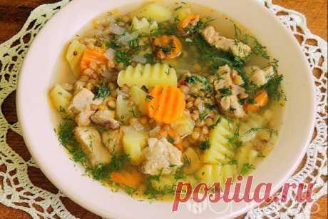 Как приготовить суп из чечевицы - рецепт приготовления с фото