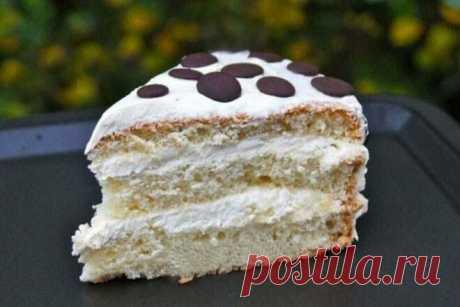 Бисквитный торт «Елизавета» к празднику, рецепт с фото — Вкусо.ру