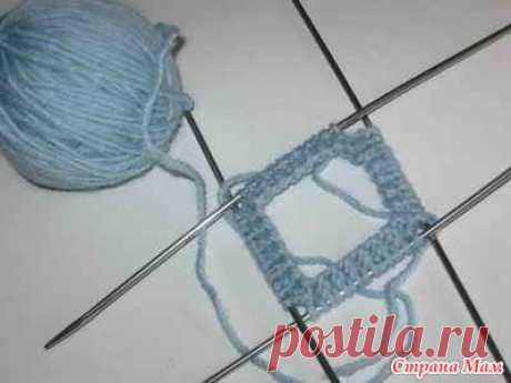 Эстонская спираль: как связать носки оригинальным узором