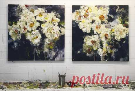 Bobbie Burgers Makes Fierce Floral Art – Gastown