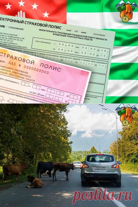 КАСКО и ОСАГО не действуют в Абхазии, так же как и медстраховка. Что делать если попал в ДТП   Тур в Мир   Яндекс Дзен