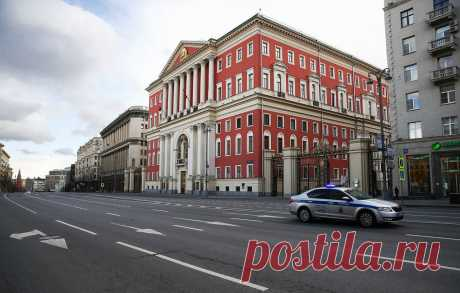 Режим самоизоляции в Москве продлили до 31 мая - Москва - ТАСС
