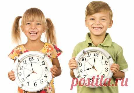 Как научить ребёнка разбираться во времени | Советы Логопеда | Яндекс Дзен