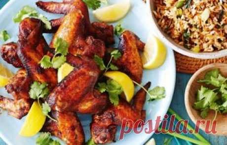 Готовим куриные крылышки: 12 классных рецептов      Существует миллион способов приготовить куриные крылышки. Сегодня мы расскажем вам о самых вкусных, оригинальных и в то же время несложных рецептах.            Крылышки — это, пожалуй, идеальное …