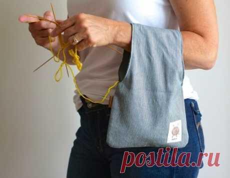 Подборка сумочек для рукоделия которые вы можете сделать своими руками Подборка сумочек для рукоделия которые вы можете сделать своими рукамиКаждая из таких сумочек сильно упрощает жизнь.Они незаменимы в пробках и очередях.Это счастье, которое всегда под рукой.