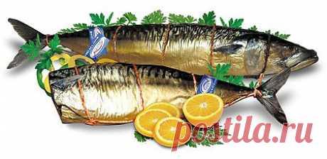 Салат из копченой рыбы - Гурмания - Гурмания на ETOYA.RU!