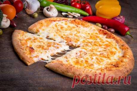 Как сделать пиццу идеальной — Полезные советы