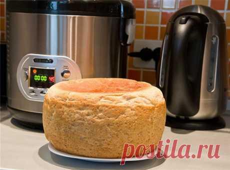 El pan en la multicocción - las Recetas del pan en la multicocción - Como es correcto