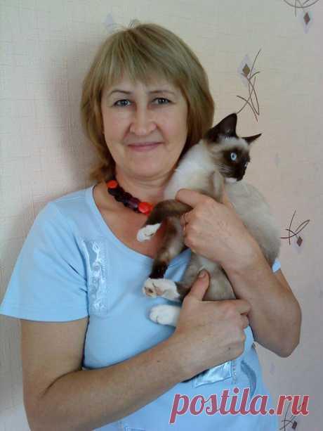 Людмила Рахинская