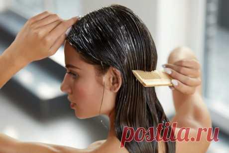 Уход за волосами для идеальной гладкости и объема