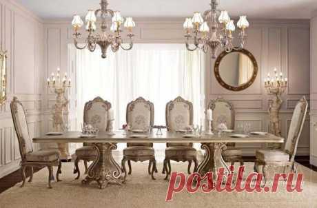 Обеденный стол Andrea Fanfani 697/L — купить по цене фабрики у официального поставщика в Москве
