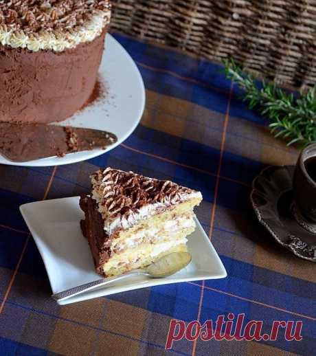Торт тирамису — Sloosh – кулинарные рецепты