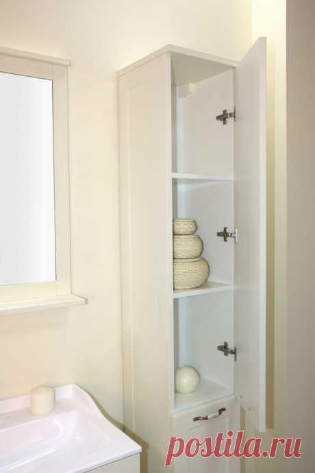 Шкаф для ванной - 75 фото идей и новинок безупречного оформления   Тысяча и одна идея
