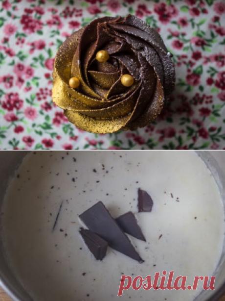 Шоколадный ганаш | Pteat.ru - Вкусные истории | Яндекс Дзен