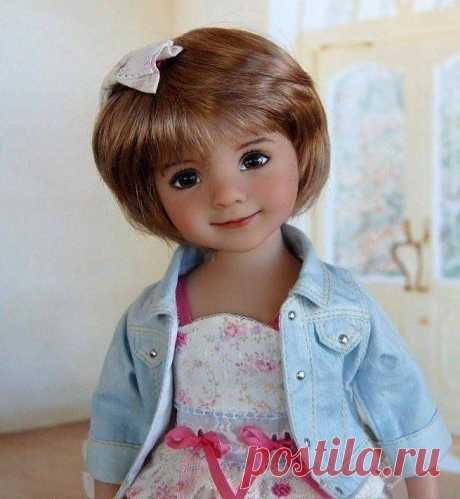 Вот это по настоящему красивые куклы,а не эти ваши жуткие Монстр хай!!!