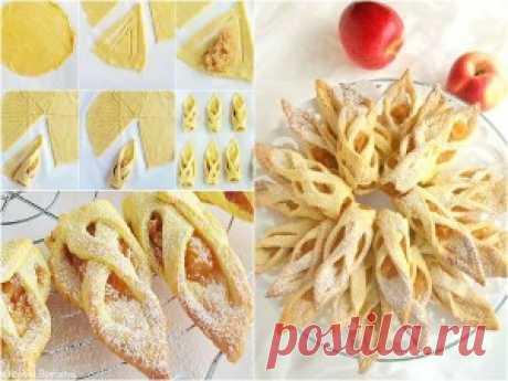 Печенье «Яблочные Башмачки»