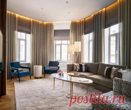 Дизайн комнаты неправильной формы: Как исправить интерьер кухни, гостиной, спальни неправильной формы