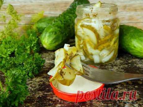 Заготовки из переросших огурцов на зиму - 8 золотых рецептов