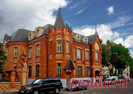 Гороховский переулок: дворец, замок и женская гимназия (мини-маршрут) | Seeyouinmoscow | Яндекс Дзен