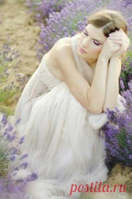 Найти б дорогу в место, где пахнет счастьем. И забыть обратную дорогу...