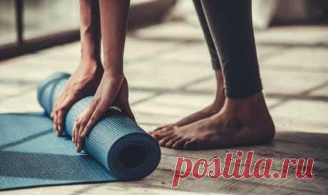 Интересные позы йоги для негибких людей | Здоровье и красота | Яндекс Дзен