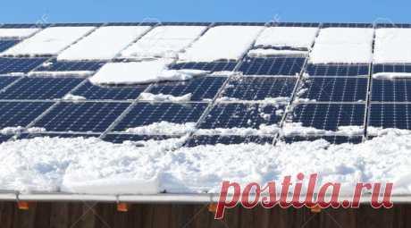 Солнечные панели в условиях России: нужно ли, и сколько это стоит   Электрика для всех   Яндекс Дзен
