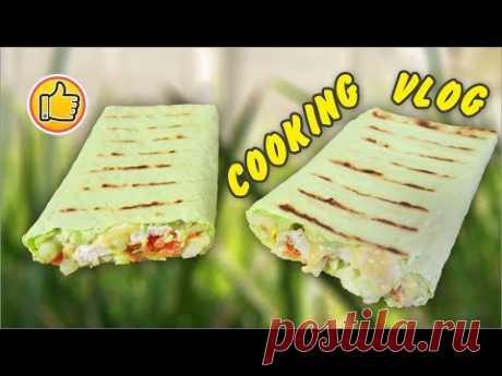 Cooking VLOG: Вкуснейшая Шаурма и Стейк на Гриле, Очень СОЧНО!   Юлия Ковальчук