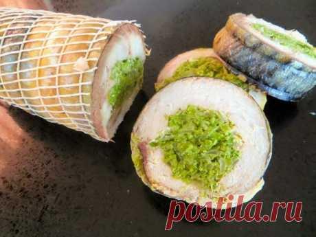 Скумбрия на закуску – пошаговый рецепт с фотографиями