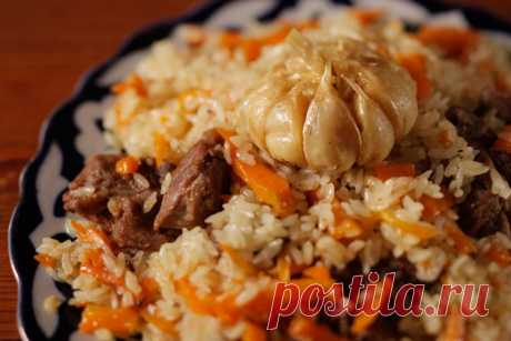 Pilaf from a liver of a turkey in the crock-pot \/ Simple recipes
