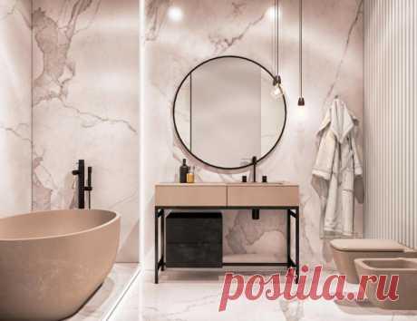 Дизайн ванной комнаты 2020 - модные идеи оформления [47 Фото] Современный дизайн ванной в 2020 - модные и стильные идеи (47 фото). Актуальные тенденции в оформлении и отделке ванной комнаты.