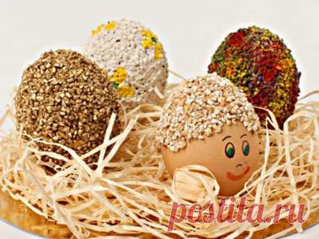Пасхальные яйца - такие миленькие (мастер-класс)   razpetelka.ru