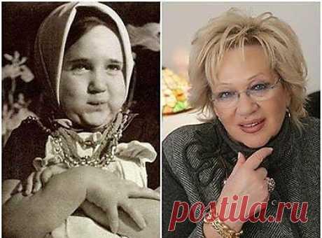 на сейчас более красива и элегантна, чем в молодости. Она из тех женщин , которых возраст красит.