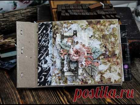 mini el álbum \/ Mini album Prima Marketing Archivist